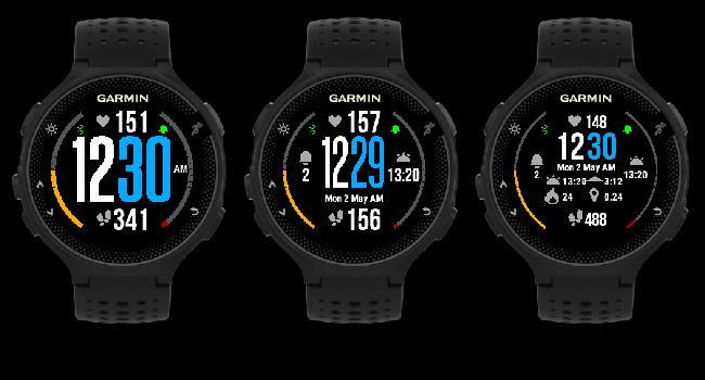 OPTIMUS - Watchface for Garmin's watches